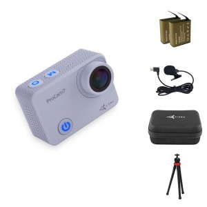 Экшн-камера AIRON ProCam 7 Touch с 12-ю аксессуарами