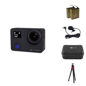 Экшн-камера AIRON ProCam 8 с 12-ю аксессуарами
