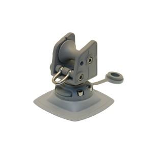 ARp002  (Ar002+FMp224) Роликовый узел для якоря с набором для установки на надувной борт (серый)