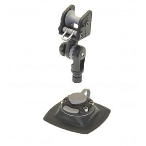 ARp003  (Ar003+FMp224) Роликовый узел для якоря с механизмом наклона и набором для установки на надувной борт (черный, серый)