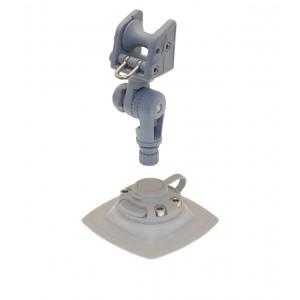 ARp003  (Ar003+FMp224) Роликовый узел для якоря с механизмом наклона и набором для установки на надувной борт (серый)