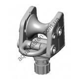 ARr002 Роликовый узел для якоря с напрявляющим пластиковым кольцом  (серый)