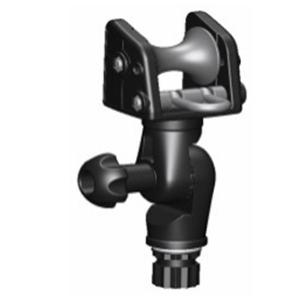 Ar003 Роликовый узел для якоря с механизмом наклона (черный)