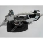 Alrp225  Стопорно-роликовый узел для якоря с набором для установки на надувной борт Mp225 (серый)