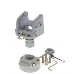 ARb002 (Ar002+FMb) Роликовый узел для якоря с набором для установки на жесткий борт (серый)