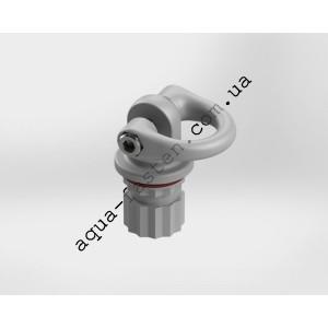 CFp Скоба такелажная пластиковая с адаптером (серый)
