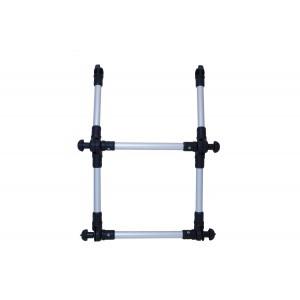 El022 Удлинитель лестницы складной из алюминиевой трубы Ø 22 мм