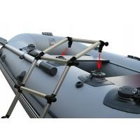 Лестница для алюминиевых и пластиковых лодок