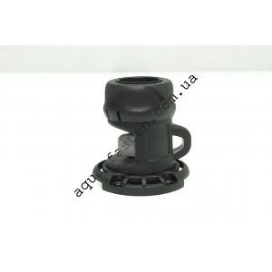 FMb218 Замок компактный и монтажная площадка для установки на жесткую поверхность (черный)