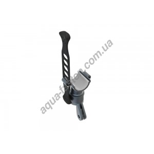 Hf030 Крепление фонарика диаметром до 30 мм с возможностью вращения и поворота вокруг оси