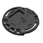 Mb218 Монтажная площадка для установки на жесткую поверхность компактного замка Fs218 (черный)
