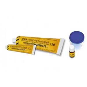 Pg120Клей полиуретановый для ПВХ 120 мл + отвердитель 6 мл