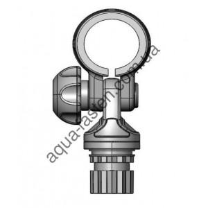 RLp032 Пластиковая уключина для весел Ø 32мм (серый)
