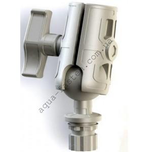 Sba038 Фіксатор шлицевого і кульового з'єднання в комплекті з кулею (сірий)