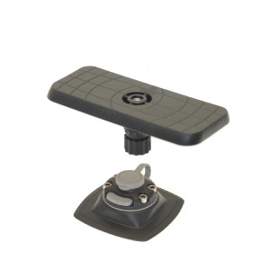 SSp223 (SS223+Fmp224) Площадка 164*68 мм для эхолота и другого оборудования с набором для установки на надувной борт