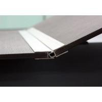 Алюминиевые профиля для жесткого пола