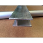 23.04 Профиль Н - образный алюминиевый