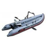 Надувная килевая лодка Elling Кардинал К430Sl