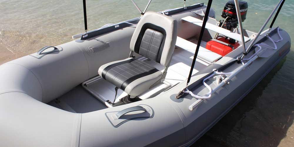 кресло на лодку пвх